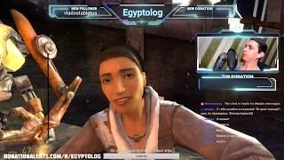 Первый Эпизод!! // Half Life 2: Episode One // Египтолог на ПК