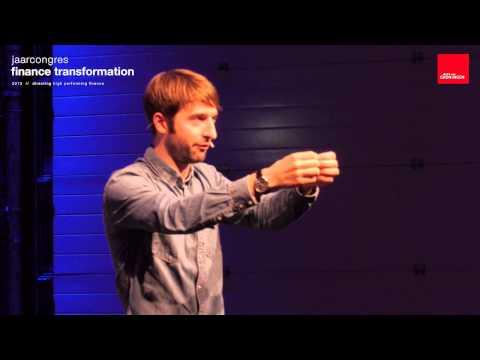 Jaarcongres Finance Transformation 2013 - Jules Buckley Metropole Orkest