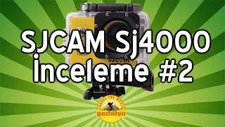 SJCAM SJ4000 Aksiyon Kamera Görüntü Test -2