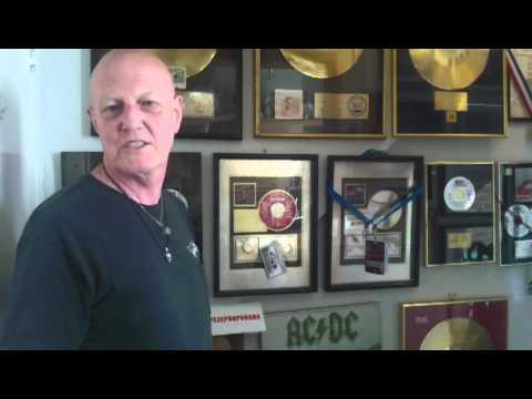 Classic Rock All Stars 2013 - видеоприветствие Криса Слэйда