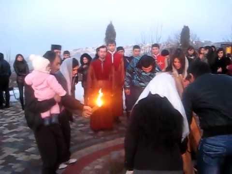 праздник Терендез, проведенный 13.02.2012