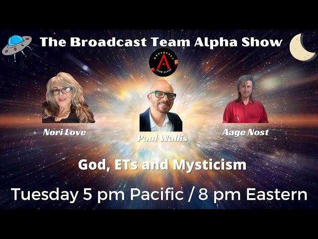 God, ETs and Mysticism