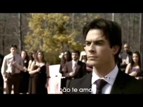 Damon e Elena: Poison & Wine (Legendado)