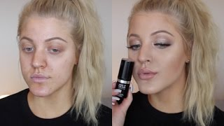 makeup forever ultra hd foundation stick   review demo