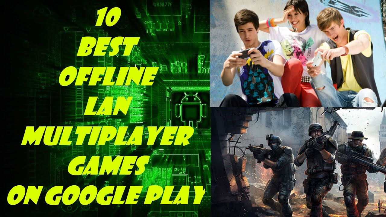 Best Android Multiplayer Games Like Mini Militia That You
