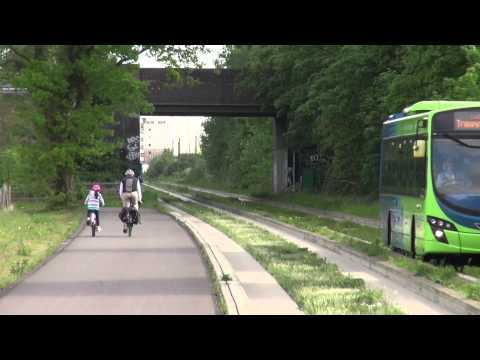 The Cambridgeshire Guided Busway