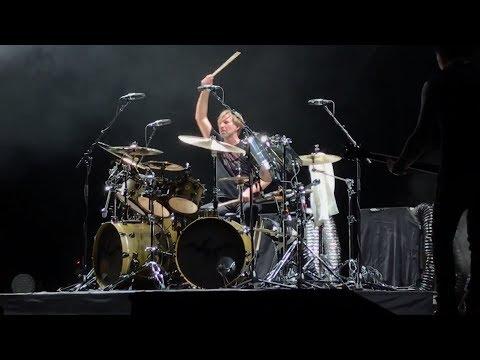 Brooks Wackerman Drum Solo - Salt Lake City - 8/11/2017