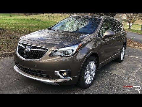 2019 Buick Envision – Back & Rebranded For American Preference