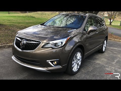2019 Buick Envision Back Rebranded For American Preference Youtube