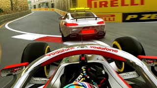 12 DNFs.....YES, 12 DNFs! CHAOS AT BAKU! PHOTO FINISH LAST LAPS! - F1 2020 MY TEAM CAREER Part 103