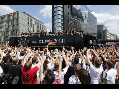 World Cup Arrives in Berlin