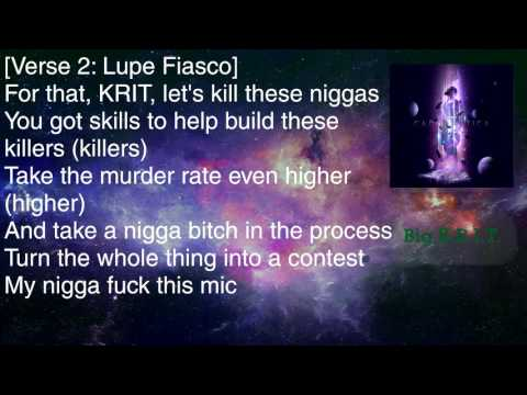 Big K.R.I.T. - Lost Generation Ft. Lupe Fiasco - Lyrics [HD&HQ]