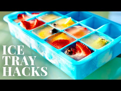 5 Ice Tray Hacks You Never Knew You Needed