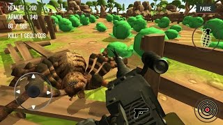 Spider Hunter Amazing City 3D Android Gameplay #9