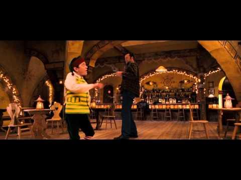 Fred Claus Bar Dance Scene