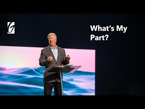 Robert Morris – What's My Part? – God Is...
