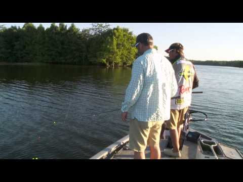 Are you fishing too deep for summer crappie?