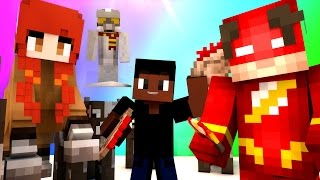 Minecraft Mini-Game : DO NOT LAUGH! (THE ULTIMATE VILLAIN AND NINJA FAILS!) w/ Facecam