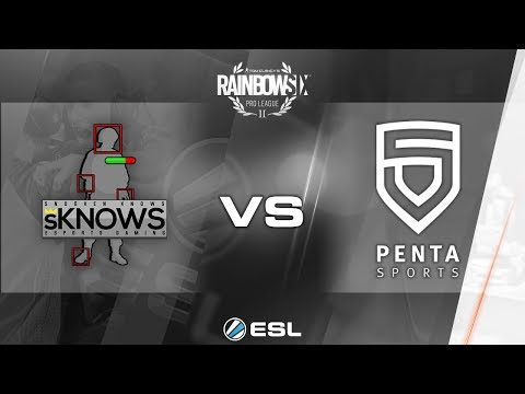 Rainbow Six Pro League - Season 3 - PC - EU - sno0ken Knows