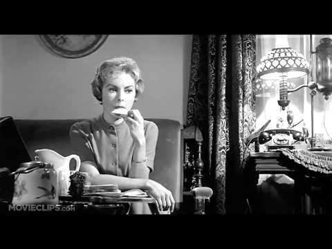 Психо /  Psycho / 1960 (Мистика. Ужасы. Триллеры. Кино 2013. HD)