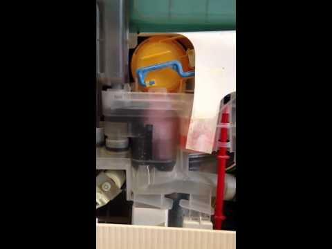 how to turn on asko d5434 dishwasher