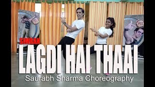 LAGDI HAI THAAI DANCE CHOREOGRAPHY I SIMRAN 2017 I EASY DANCE STEPS I THE RIGHT MOVES I LEARN DANCE