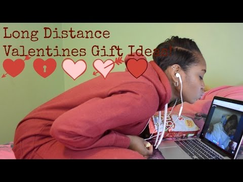 Valentines Gift Ideas for Long Distance Relationships!