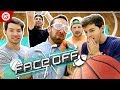 Dude Perfect Basketball Shootout | FACE