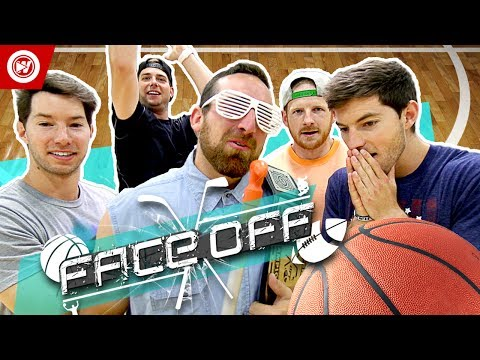 Thumbnail: Dude Perfect Basketball Shootout | FACE OFF