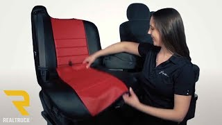 How to Install Fia Seat Covers
