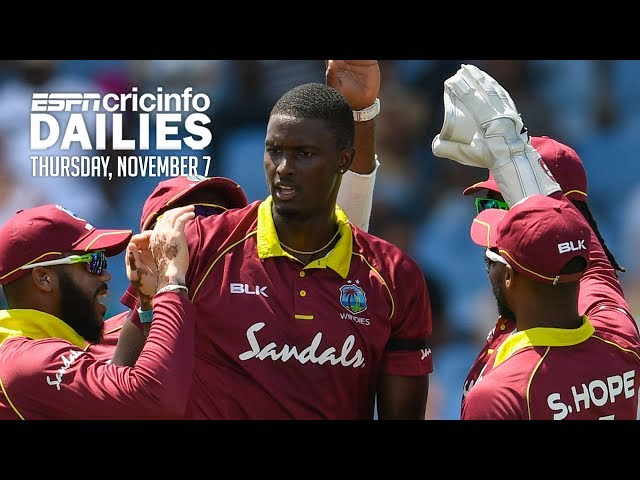 West Indies win series opener at Lucknow