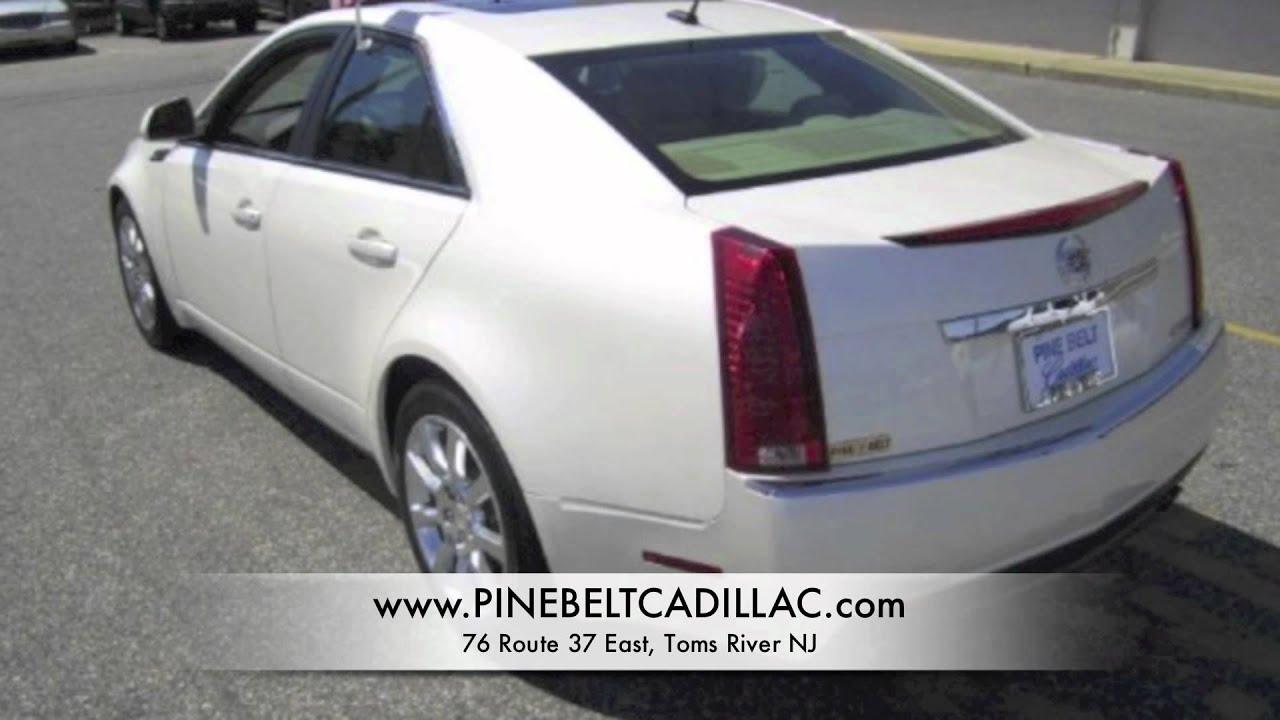 Cadillac CTS Pine Belt Cadillac Oakhurst Toms River Cadillac - Cadillac dealers in nj