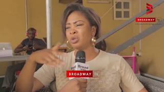 Sometimes people give me attitude because I am Jide Kosoko's daughter - Bidemi Kosoko