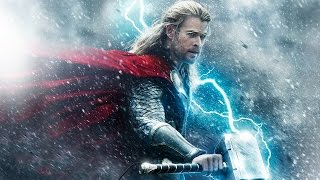Thor: God of Thunder All Cutscenes (Game Movie) 1080p HD
