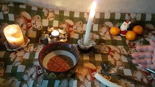 Святочные гадания.Гадание на свече.(Гадание в ночь перед Рождеством)способ гадание на свече., 2016-11-25T14:12:38.000Z)