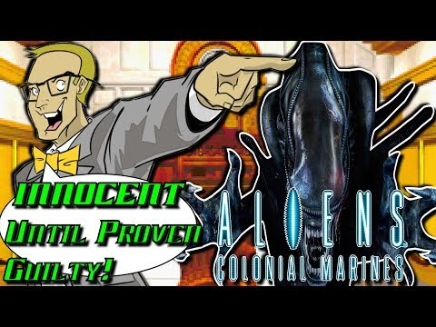 Aliens: Colonial Marines (Xbox 360) - INNOCENT Until Proven Guilty!