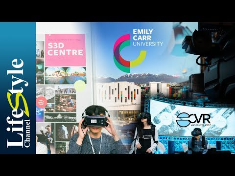 Emily Carr University VR Students on LifeStyle Channel