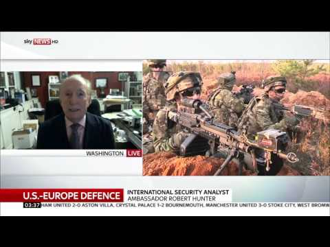 Pentagon Considering Quadrupling Budget For European Defence in 2017