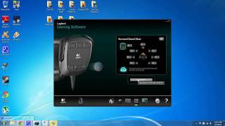 Repeat youtube video Logitech G35 - New Software, Full Equalizer and Customization of G Buttons
