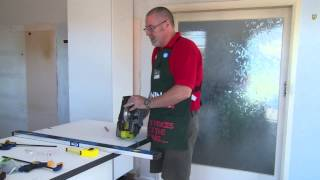 How To Cut Laminate Benchtop - Diy At Bunnings