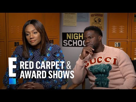 Tiffany Haddish Used to Put Grape Fruits in Her Training Bra | E! Red Carpet & Live Events