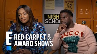 Tiffany Haddish Used to Put Grape Fruits in Her Training Bra | E! Red Carpet & Award Shows