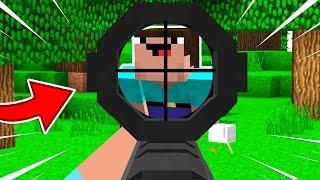 ถ้ามายคราฟ กลายเป็น เกมยิงเหมือน PUBG โครตเหมือน!! (Minecraft Battlefields)