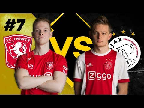 #TWEAJA | Tony Kok vs Dani Hagebeuk | Speelronde 7 | PS4 | eDivisie 1718