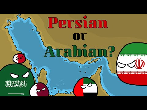 Persian Gulf or Arabian Gulf? The Middle-East's most dangerous naming dispute