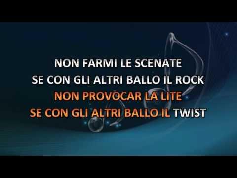 Medley - Ivan Cattaneo (Video karaoke)