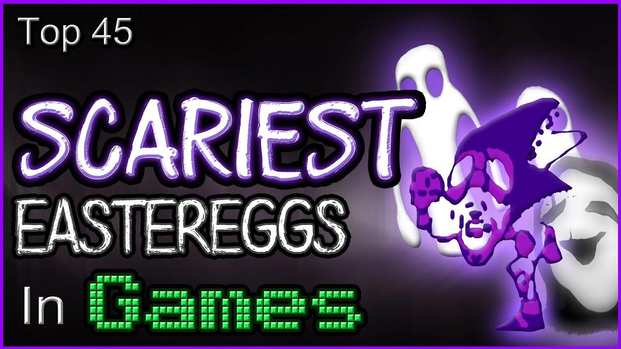 Download Top 45 Scariest Eastereggs In Games
