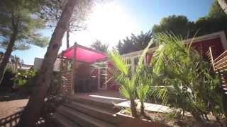 Nouveaux mobil-homes Camping La Croix du Sud