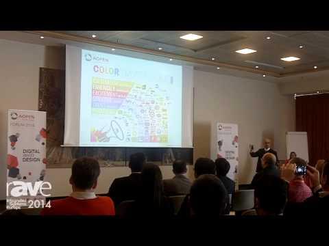 ISE 2014: AOpen Forum Opens With AOpen CEO Bernie Tsai, rAVe Founder Gary Kayye