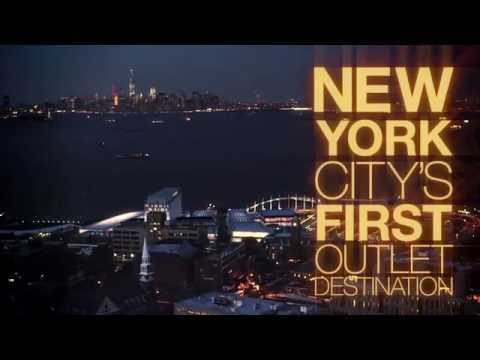 First Look at Empire Outlets and the Future of Staten Island
